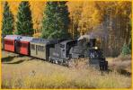 Cumbres and Toltec Train