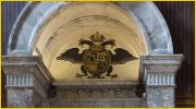 Coat of Arms above Doorway